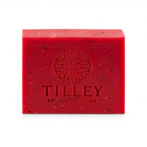 Tilley Classic Soap Strawberry and Oatmeal-100g | Himalayan Salt Factory