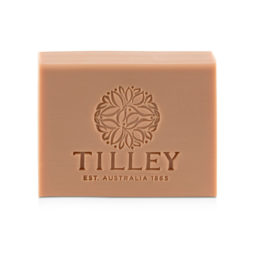 Tilley Classic Soap Vanilla Bean-100g | Himalayan Salt Factory