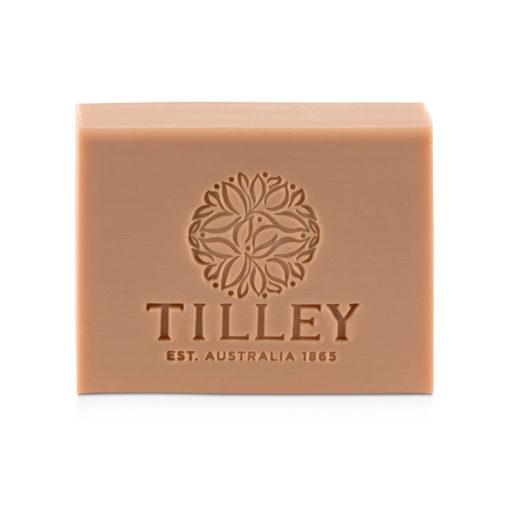 Tilley Classic Soap Vanilla Bean-100g   Himalayan Salt Factory
