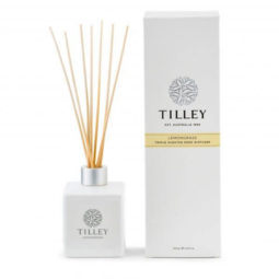 Tilley Reed Diffuser Lemongrass 75ml | Himalayan Salt Factory