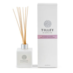 Tilley Reed Diffuser Patchouli and Musk 150ml | Himalayan Salt Factory