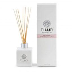 Tilley Reed Diffuser Peony Rose 150ml | Himalayan Salt Factory