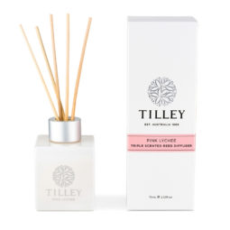 Tilley Reed Diffuser Pink Lychee 75ml | Himalayan Salt Factory