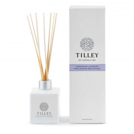 Tilley Reed Diffuser Tasmanian Lavender 150ml   Himalayan Sat Factory