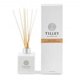 Tilley Reed Diffuser Vanilla Bean 150ml | Himalayan Salt Factory