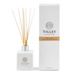 Tilley Reed Diffuser Vanilla Bean 150ml | Himalayan Salt Factory