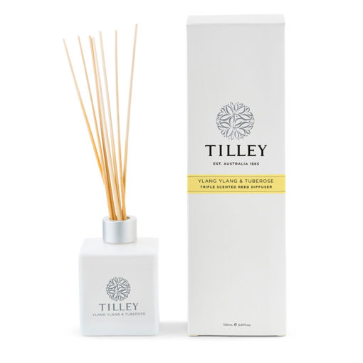 Tilley Reed Diffuser Ylang Ylang and Tuberose 150ml | Himalayan Salt Factory