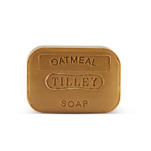 Tilley Stamped Soap Oatmeal 100g | Himalayan Salt Factory