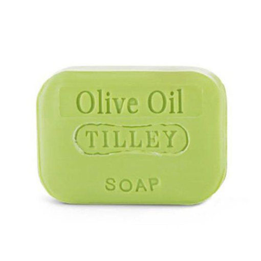 Tilley Stamped Soap Olive Oil 100g | Himalayan Salt Factory