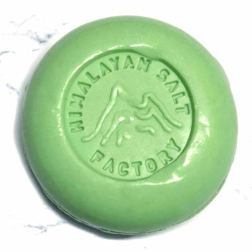 Green Rainforest Soap 70g | Himalayan Salt Factory