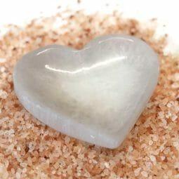Seletnite Heart Bowl | Himalayan Salt Factory