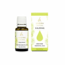 Aroma Natural Calming Essential Oil Blend 15mL   Himalayan Salt Factory