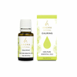 Aroma Natural Calming Essential Oil Blend 15mL | Himalayan Salt Factory