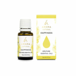 Aroma Natural Happiness Essential Oil Blend 15mL | Himalayan Salt Factory