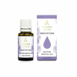 Aroma Natural Meditation Essential Oil Blend 15mL | Himalayan Salt Factory