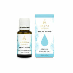 Aroma Natural Relaxation Essential Oil Blend 15mL   Himalayan Salt Factory