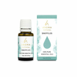 Aroma Natural Sniffles Essential Oil Blend 15mL | Himalayan Salt Factory