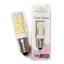 LED White Colour Lamp Bulb 5W | Himalayan Salt Factory