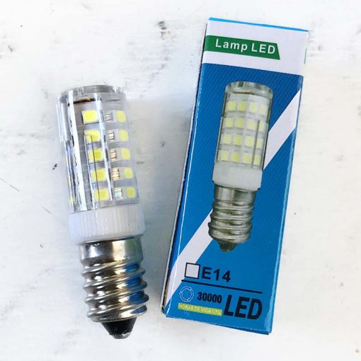 LED White Lamp Bulb 5W | Himalayan Salt Factory