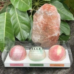 Tilley and Himalayan Salt Lamp Gift Pack 1 | Himalayan Salt Lamp