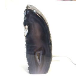 1.25kg Agate Crystal Lamp [CRY205] | Himalayan Salt Factory