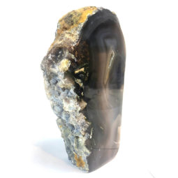 1.82kg Agate Crystal Lamp [CRY204] | Himalayan Salt Factory