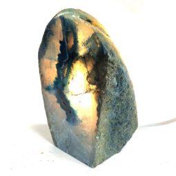 2.08kg Agate Crystal Lamp [CRY176] | Himalayan Salt Factory