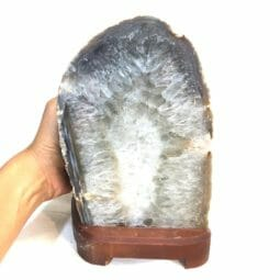 2.68kg Quartz Crystal Lamp [CRY28] | Himalayan Salt Factory