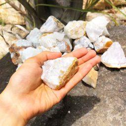 5kg Crystal Rough Parcel | Himalayan Salt Factory