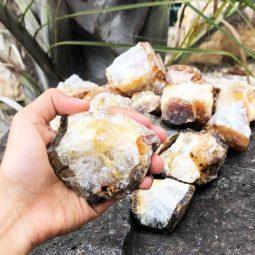 5kg Mix Crystal Rough Parcel | Himalayan Salt Factory