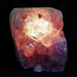 Amethyst Crystal Lamp 1 [CRY260] | Himalayan Salt Factory