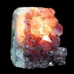 Amethyst Crystal Lamp 1 [CRY269] | Himalayan Salt Factory