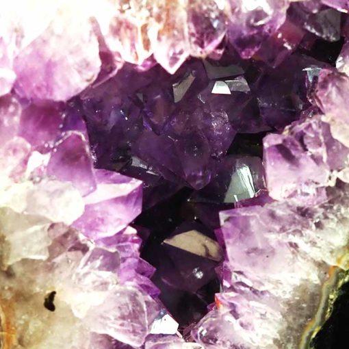 Amethyst Geode 2 [CRY280]   Himalayan Salt Factory