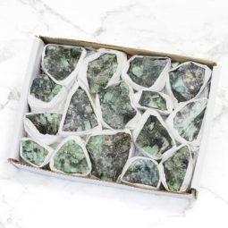 Emerald Roughs Tray - Small | Himalayan Salt Factory