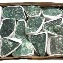 Green Quartz Tray | Himalayan Salt Factory