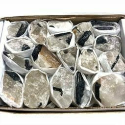 Quartz Tourmaline Tray | Himalayan Salt Factory
