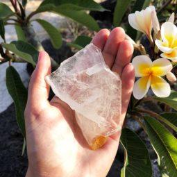 0.25kg Polished Crystal Coaster [3 Pieces] | Himalayan Salt Factory