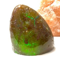 3.45kg Agate Crystal Lamp [CRY501] | Himalayan Salt Factory