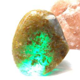 3.90kg Agate Crystal Lamp [CRY503] | Himalayan Salt Factory