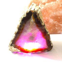 3.90kg Agate Crystal Lamp [CRY504] | Himalayan Salt Factory