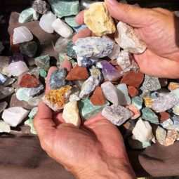 5kg Mix Stones | Himalayan Salt Factory