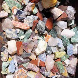 5kg Mix Stones   Himalayan Salt Factory