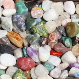 5kg Mixed Gemstones Tumbled Polished | Himalayan Salt Factory