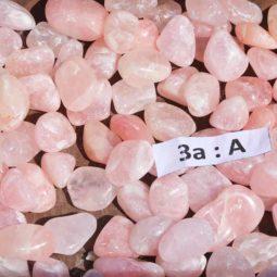 5kg Rose Quartz 3aa Tumbled Polished | Himalayan Salt Factory