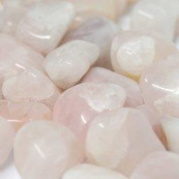 2 kilo Rose Quartz CF 256 | Himalayan Salt Factory