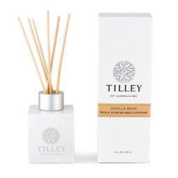 Tilley Reed Diffuser Vanilla Bean 75ml | Himalayan Salt Factory