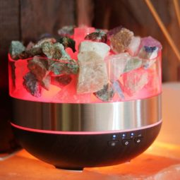 Treasures Mixed Rocks Diffuser/Humidifier - Rough Rocks Stones