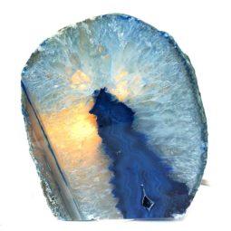 Agate Crystal Lamp S133 | Himalayan Salt Factory