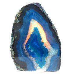 Agate Crystal Lamp S139 | Himalayan Salt Factory