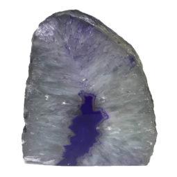 Agate Crystal Lamp S27 | Himalayan Salt Factory